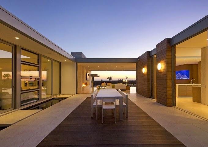 Constructia unei case moderne la malul marii -  Arhitect proiecte case vile Constanta