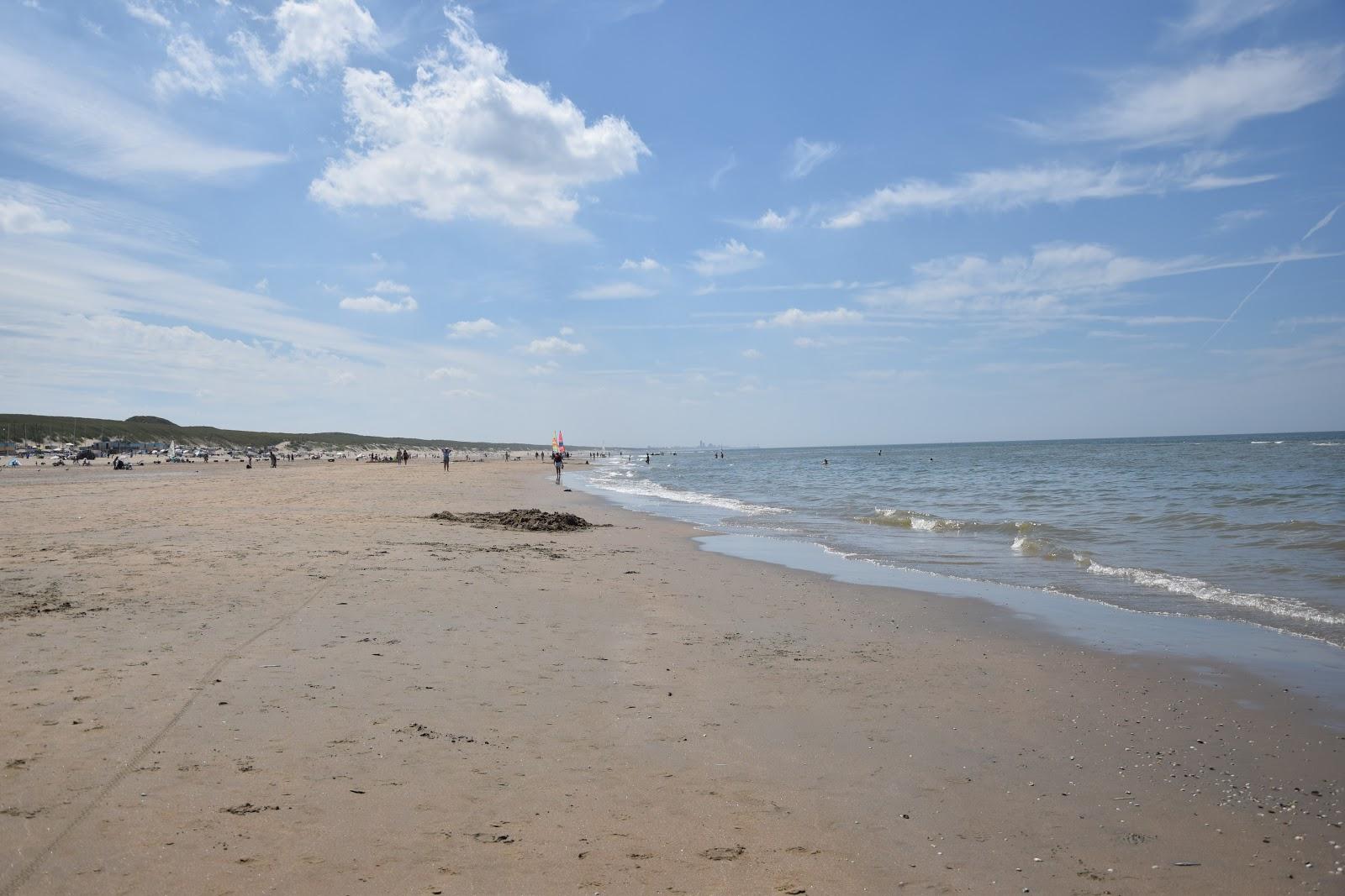 plaża Katwijk Scheveningen