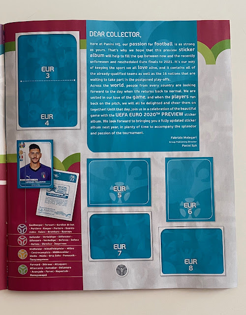 prima pagina euro 2020 anteprima