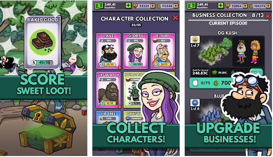 Download Bud Farm: Idle Tycoon MOD APK 1.4.0 (Unlimited Money) For Android 1
