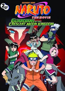 Naruto The Movie 3 : Guardians of the Crescent Moon Kingdom