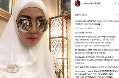 Hottest Update: Bella Shofie, Ayu Ting Ting, Alice Norin