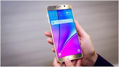 dịch vụ Thay màn hình Samsung galaxy note 5