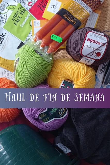 https://www.laslocurasdeahyde.com/2021/05/haul-fin-de-semana.html