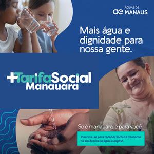 AGUAS DE MANAUS