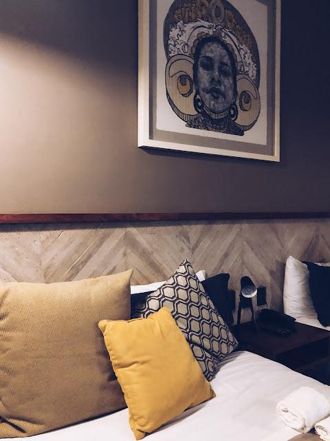 design artwork mexico travel hotel