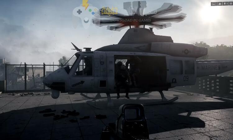 تحميل لعبة Battlefield 4 للكمبيوتر برابط مباشر