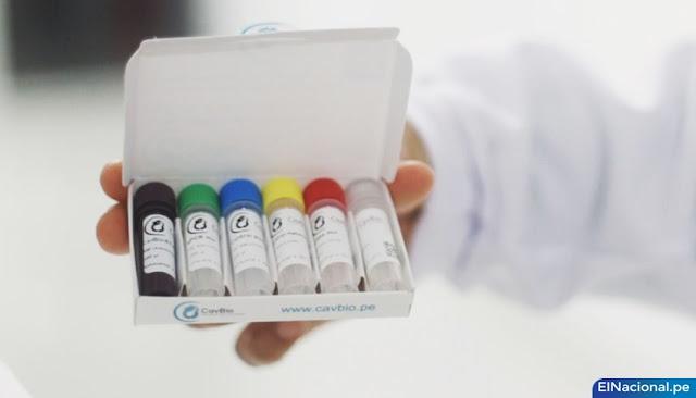 Perú producirá kits de diagnóstico molecular del SARS-CoV-2