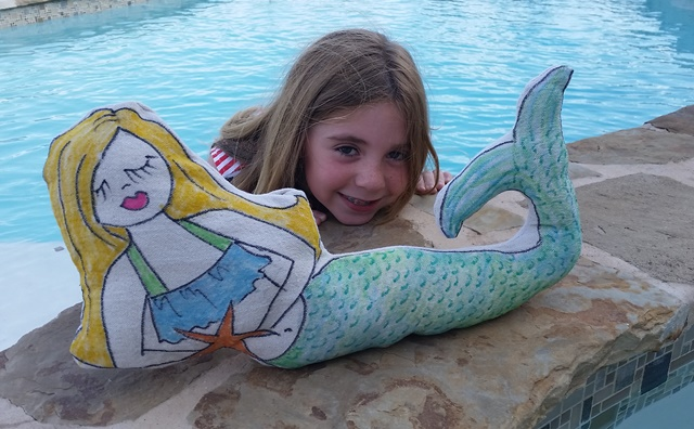 Living the mermaid dream