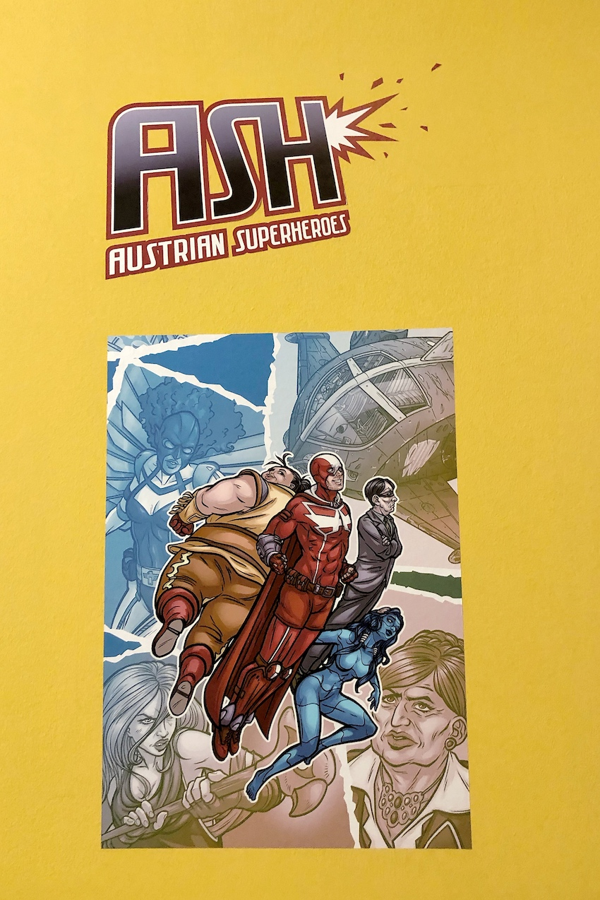 ASH, Austrian Superheros