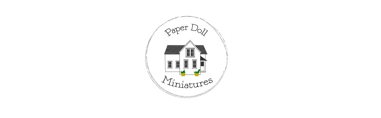 Paper Doll Miniatures