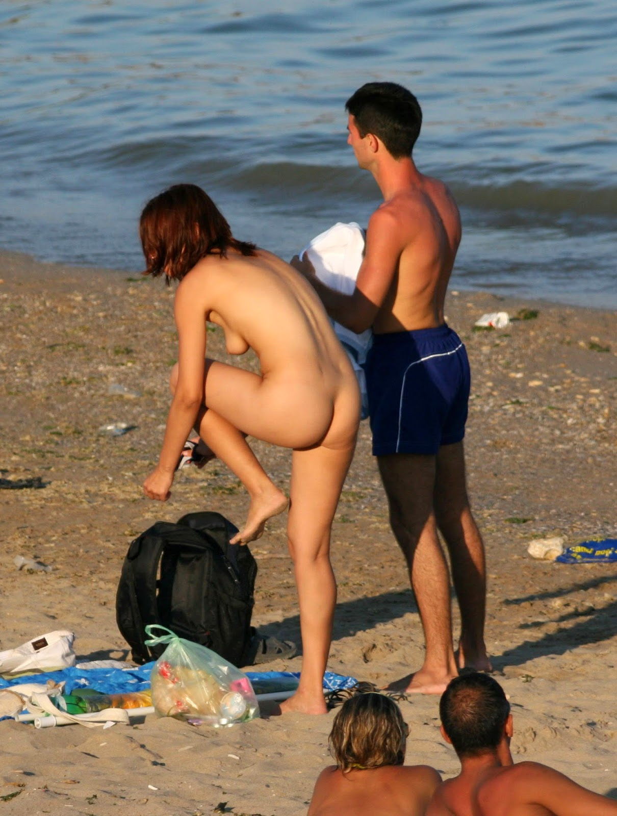 Romanian Nudist 27