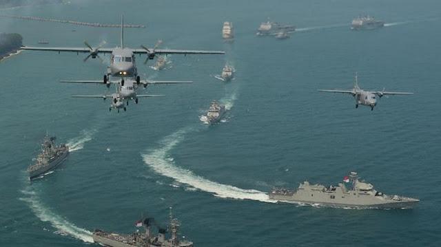 Natuna Memanas, Ini Kekuatan Militer Indonesia dan China