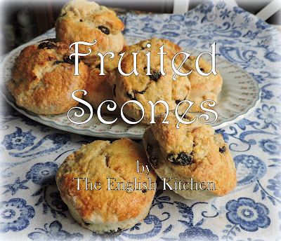 Fruited Scones