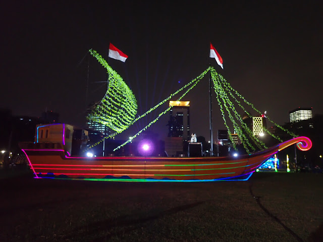 festival of light, monas week 2019