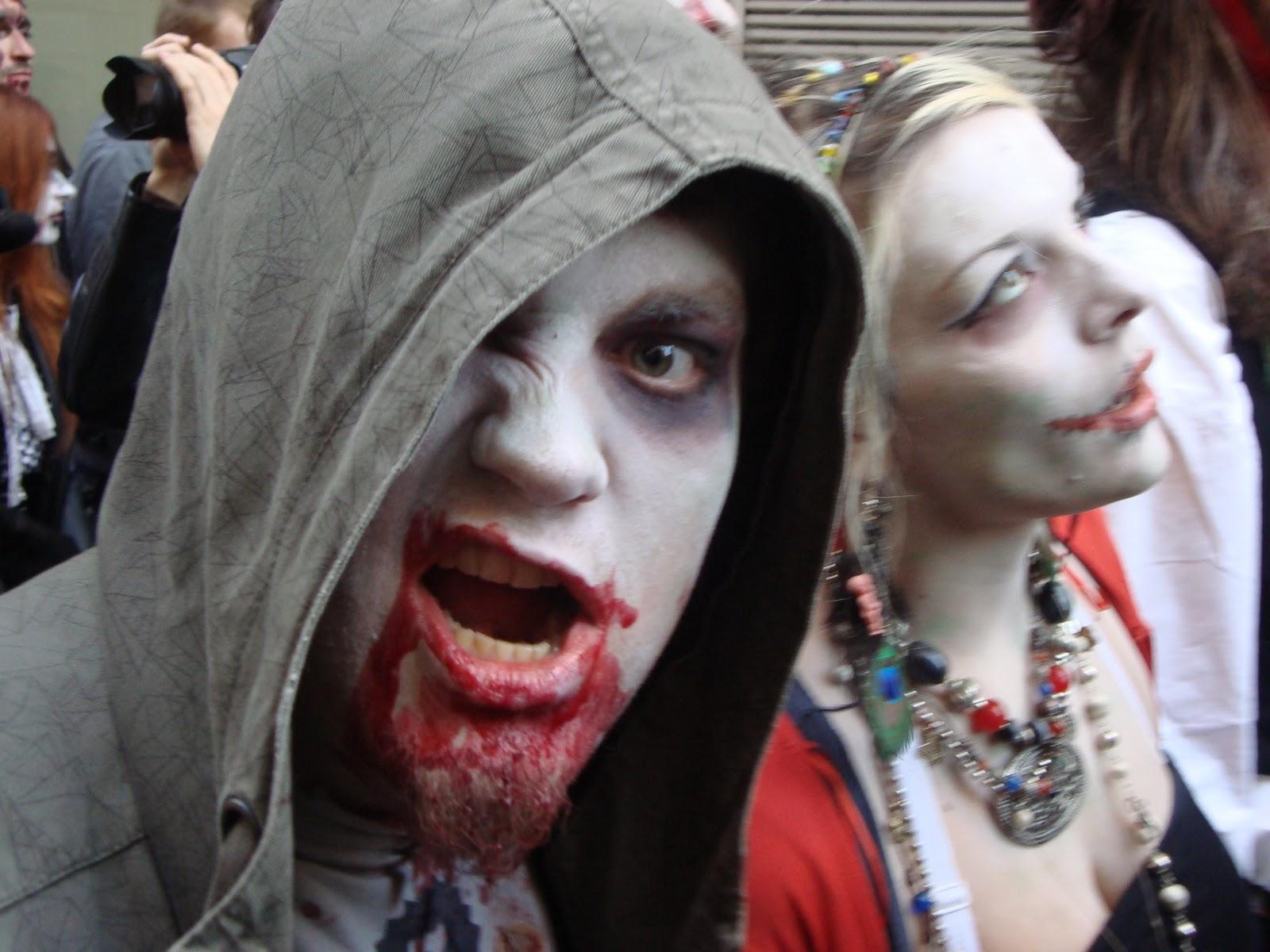 comment rencontrer le zombie yeti