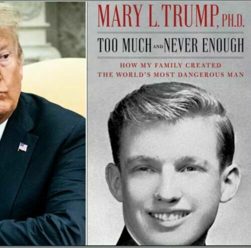 ✔️ Too Much and Never Enough by Mary L. Trump Digital P.D.F