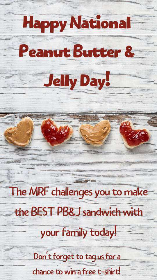 National Peanut Butter and Jelly Day Wishes Sweet Images