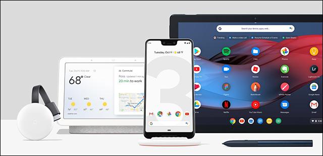 كل المنتجات التي تم الإعلان عنها فى مؤتمر Made by Google 2018 Unnamed