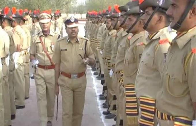 RAC Jaipur- 8वीं बटालियन के लिए लिखित परीक्षा में सफल अभ्यर्थियों की शारीरिक दक्षता परीक्षा 10 अप्रैल को अलवर में !