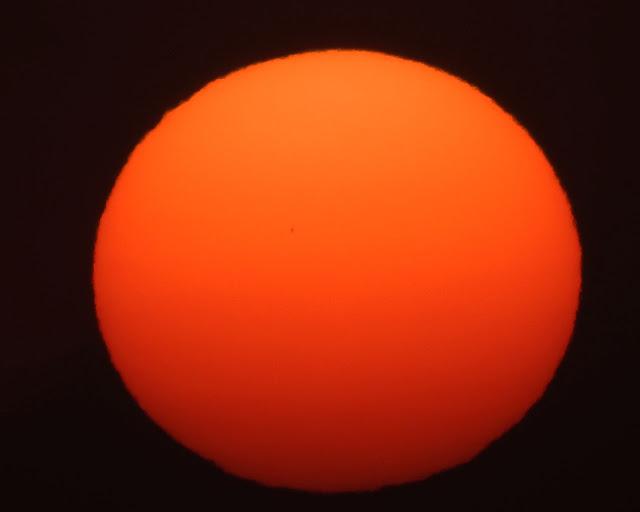 מעבר מרקורי על השמש