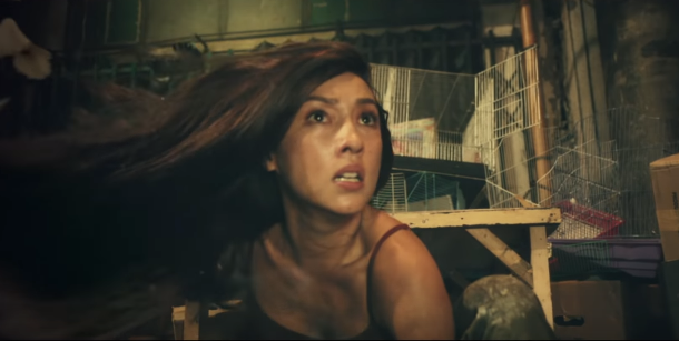 Solenn Heussaff wows in her first-ever action film