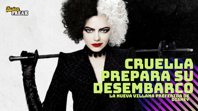 Espectacular trailer final de Cruella