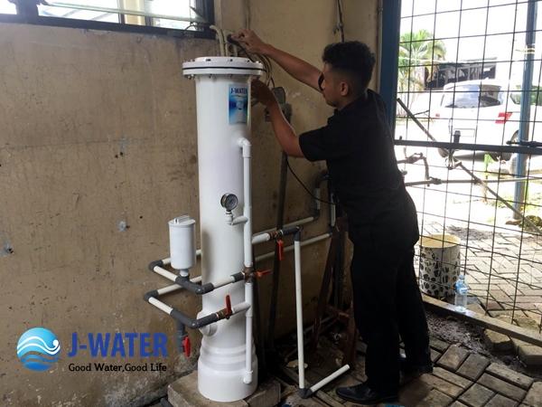 Saringan Air Di Babatan Surabaya