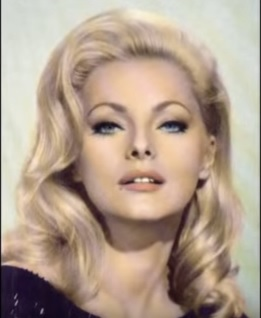 Virna Lisi in a Hollywood publicity shot