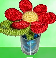 http://www.ravelry.com/patterns/library/flower-with-stem