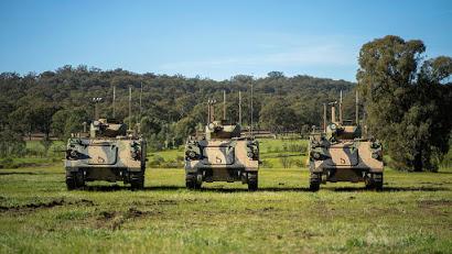 Australia Boosts Investment in Army's Autonomous Vehicle Fleet
