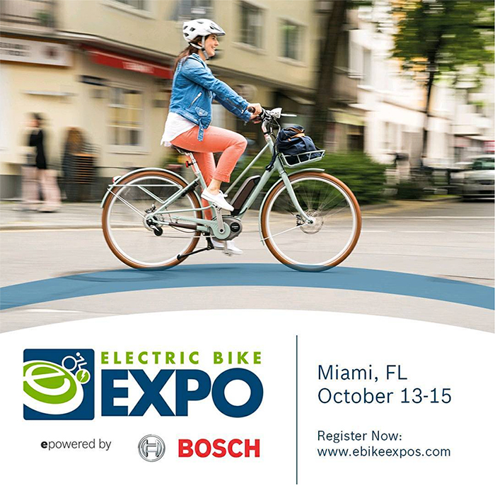 2017 Electric Bike Expo Miami Beach