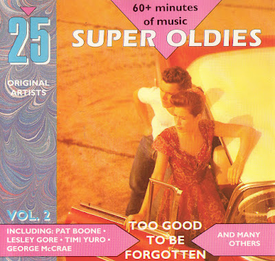 VA Super Oldies (To Good to be Forgotten) 4 CD Box Set