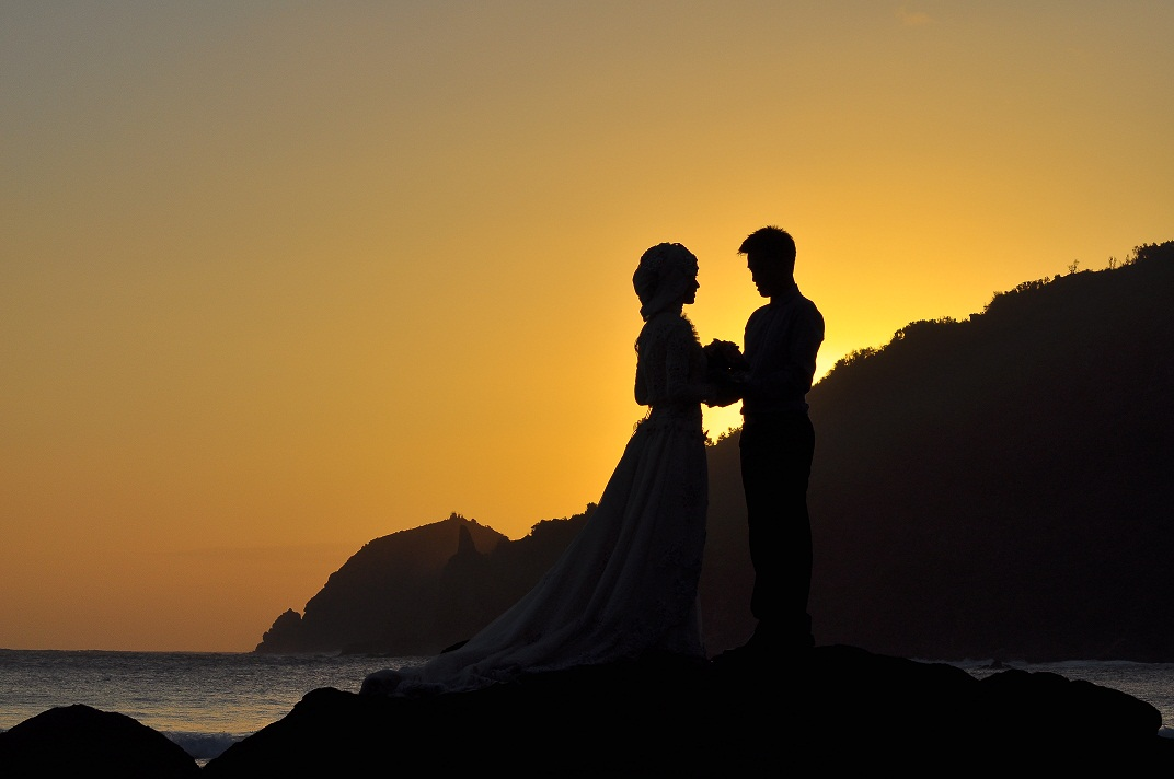 Membayar Pernikahan Sementara