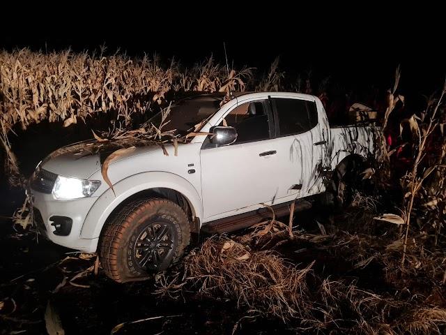 Policiais civis apreende mais de 1,5 tonelada de drogas em camionete roubada em São Paulo (VÍDEO)