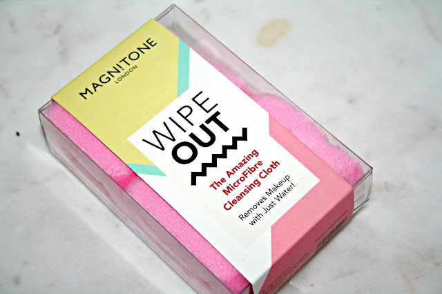 Magnitone Wipeout Makeup Removing and Cleansing Cloths