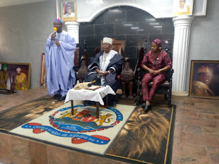 ALAKE DECLARES SUPPORT FOR OGSIEC, HARPS ON NEUTRALITY OF ROYAL FATHERS