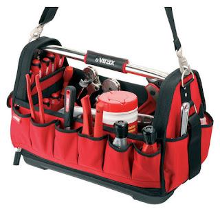 Plumbers Tool Bag