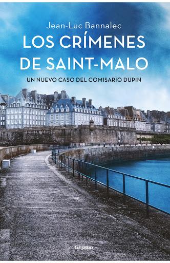 Los crímenes de Saint-Malo, Jean-Luc Bannalec