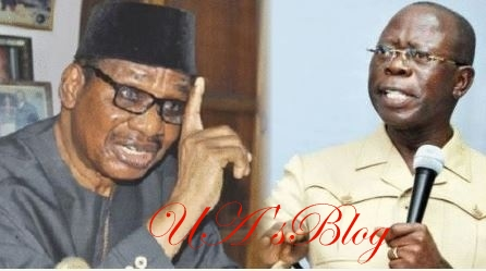 I Can't Understand Why Sagay Is After Me — Oshiomhole
