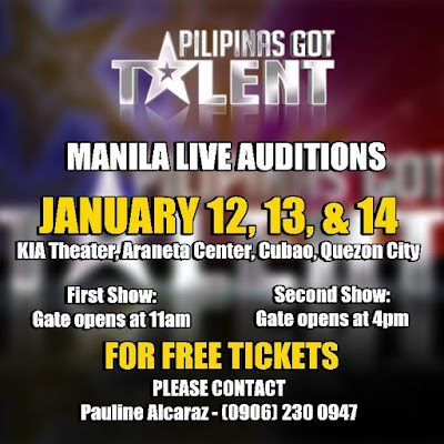 PGT Season 5 auditions
