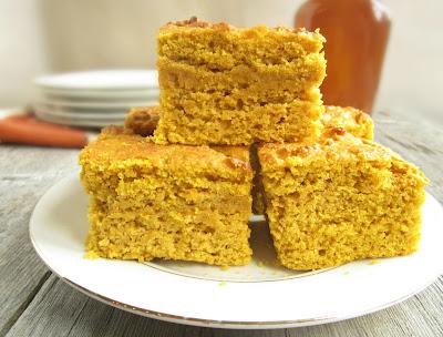 Moist Pumpkin Cornbread