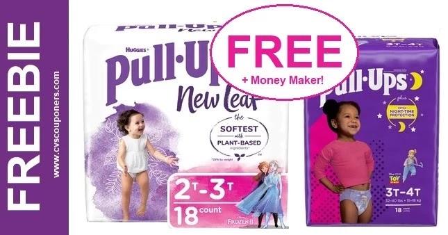 FREE Huggies CVS Deals 3-14-3-20