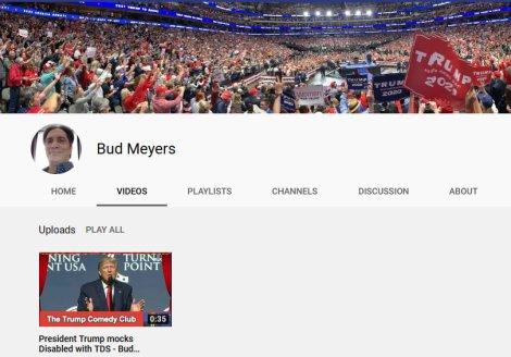 Bud Meyers Youtube NEW January 2020  HIGHLIGHT videos