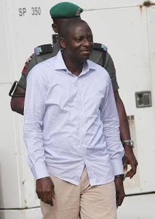 EFCC  Charged Serving Military General, ex NIMASA boss