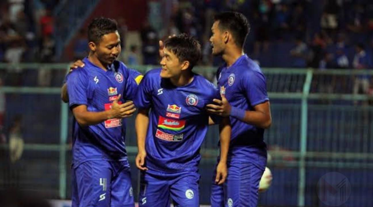 Piala Gubernur, Arema FC Raih Kemenangan Perdana Lawan Sabah FA