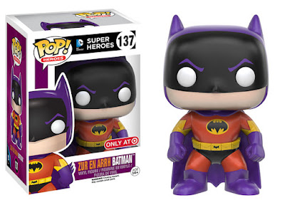 Target Exclusive Zur En Arrh Batman Pop! Heroes Vinyl Figure by Funko x DC Comics