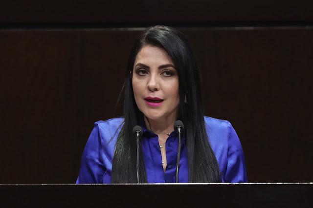 Jacquelina Martínez pide que plataformas digitales refuercen protocolos de seguridad para evitar delitos contra menores de edad