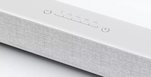 Xiaomi MI Soundbar Design