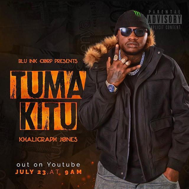 "Khaligraph Jones ""Tuma Kitu"""